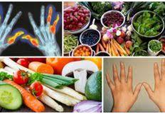 Produkty pri revmatoidnom artrite