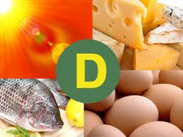 Produkty s vitaminom D