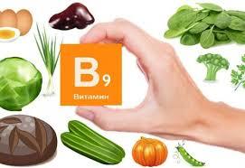 Produkty, soderzhashchie vitamin B9