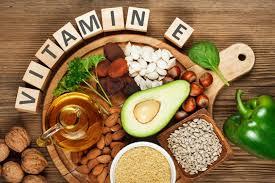 Produkty, bogatye vitaminom E