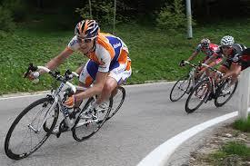 Ezda na velosipede